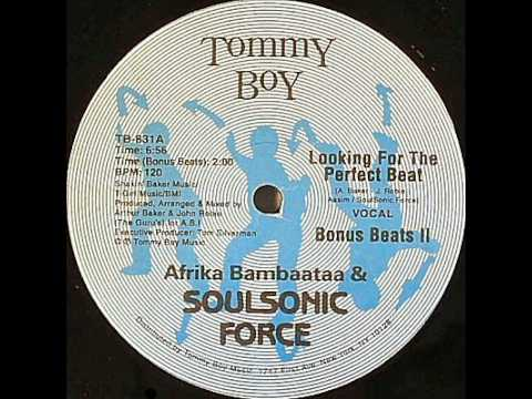 Afrika Bambaataa & Soulsonic Force | Looking for the Perfect Beat : Bonus Beats