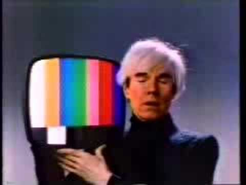 Andy Warhol | Japanese TDK Ad