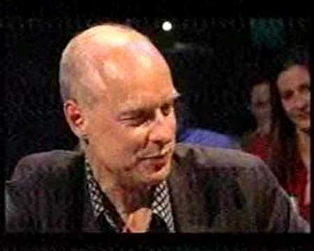 Brian Eno On Later With Jooles Holland