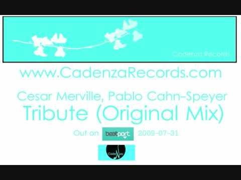 Cesar Merville & Pablo Cahn-Speyer | Tribute