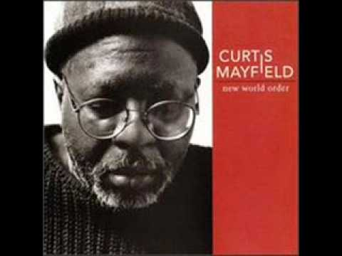 Curtis Mayfield | Here But I'm Gone