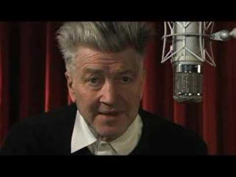 David Lynch about iPhone