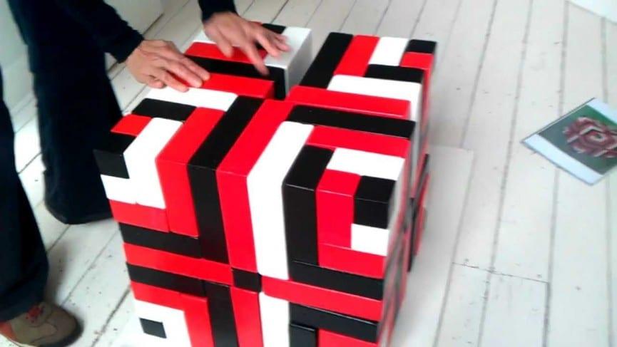 Jelica Cicic | Multipass Cube