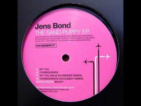 Jens Bond   Hit You – Anja Schneider RX