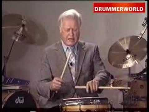 Jim Chapin | Drum rolls