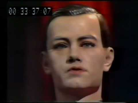 Kraftwerk live in 1985