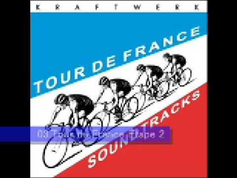 Kraftwerk | Tour de France | 1977 | All tracks in 10:00