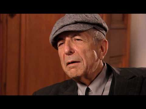 Leonard Cohen | Interview On QTV