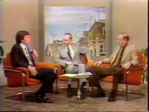 Marshall McLuhan | Election interview 1976