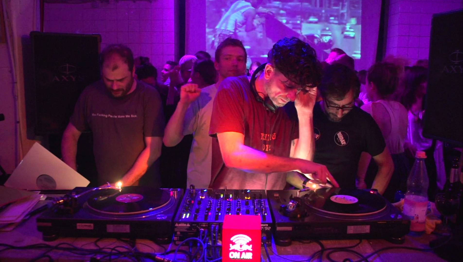Move D + Optimo @ Boiler Room Berlin