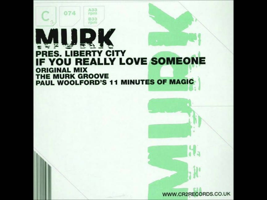 Murk | If You Really Love Someone – Inxec Rx