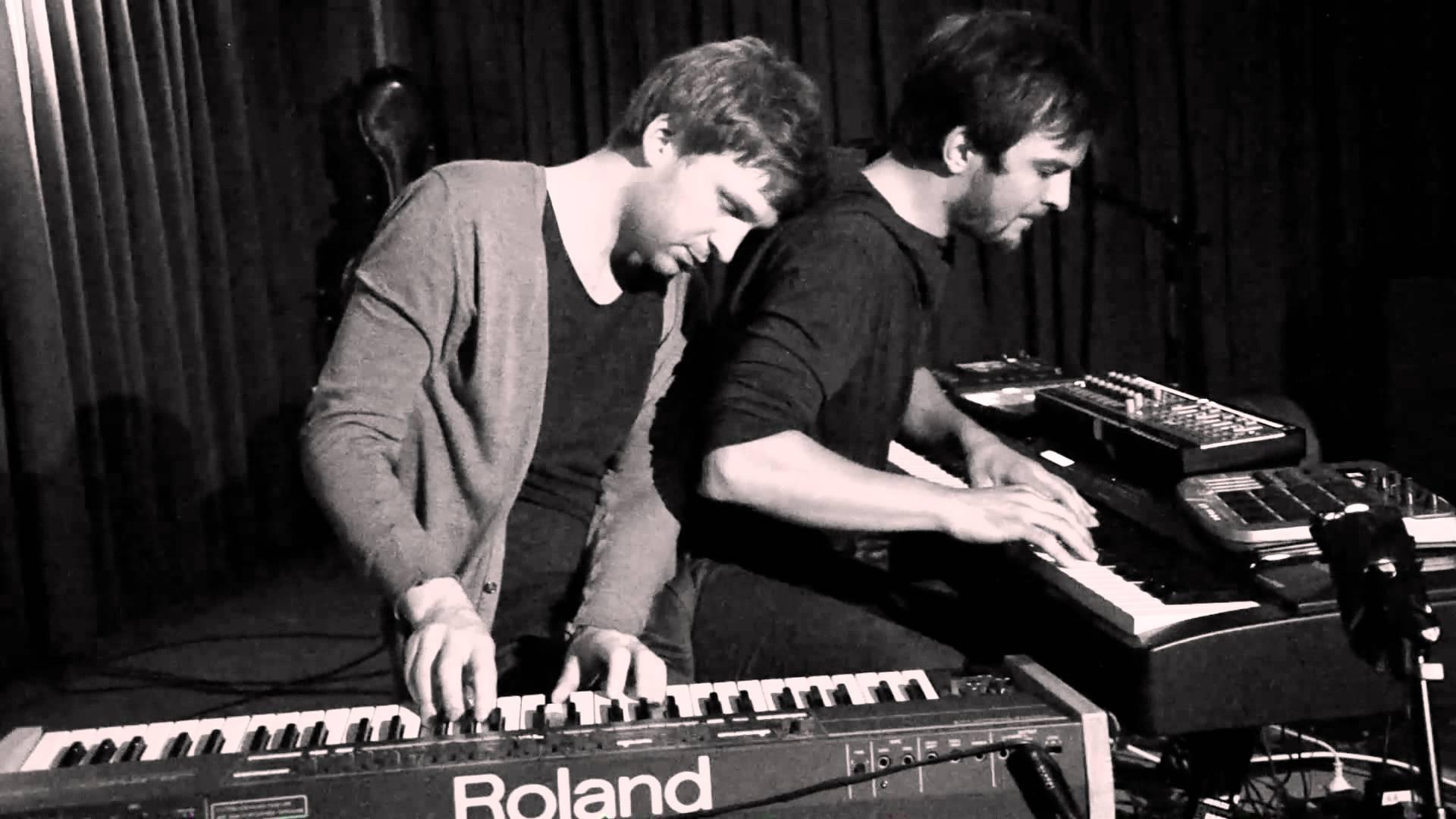 Ólafur Arnalds & Nils Frahm | Live at Roter Salon