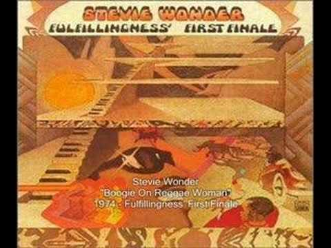 Stevie Wonder | Boogie On Reggae Woman