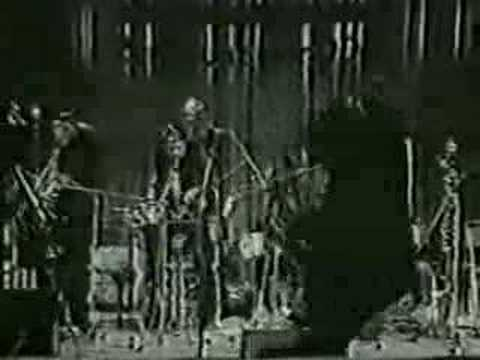 Sun Ra Arkestra live in West Berlin | 1970's