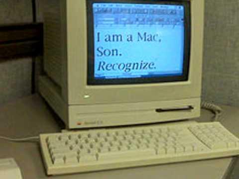 Vintage Macintosh Startup Sounds / Crash Sounds
