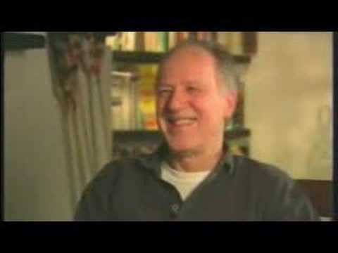 Werner Herzog | Shot During Interview